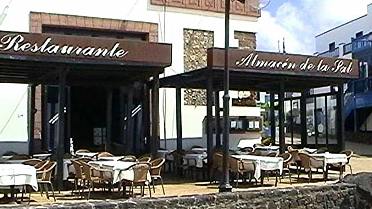 Restaurante Almacén de la Sal