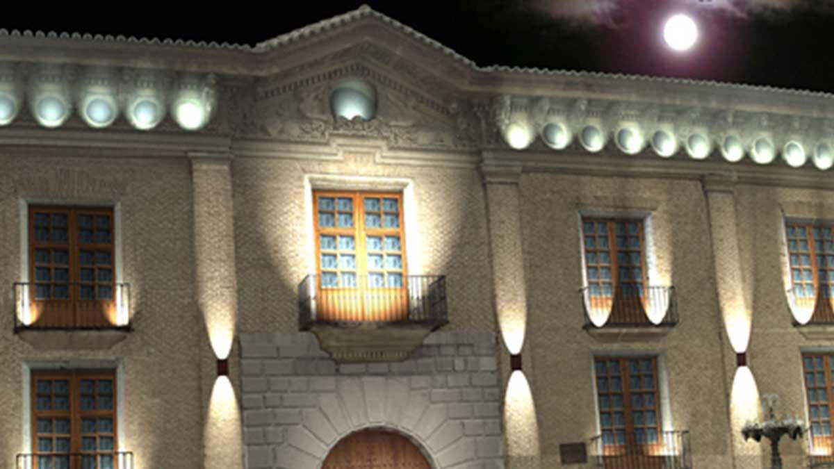 Rehabilitación Palacio de Arguillo
